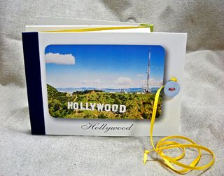 HollywoodPostCardBook