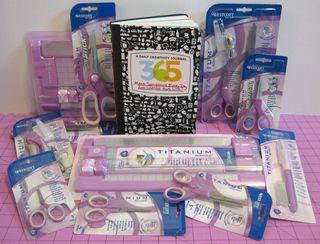 365 creative journal westcott scissors