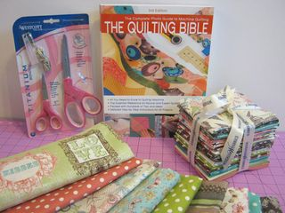 Windham fabric quilt bible giveaway