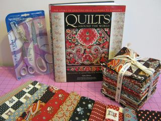 Windham Fabrics Quilt book giveaway