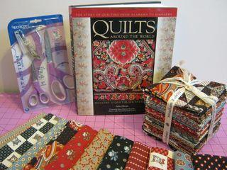 Windham Fabrics Quilt book giveaway