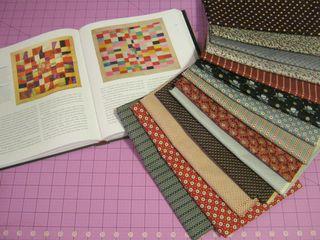 Strip pieced chinese quilts around world