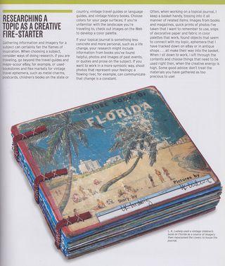 Research as a creative tool start art