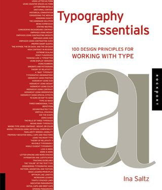 Typography essentials how to use type