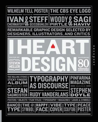 I heart design steven heller