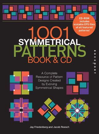 1001 symmetrical patterns book cd