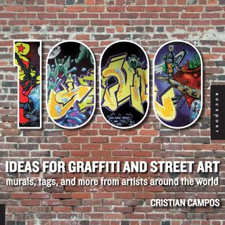 Ideas for graffiti and street art clip art
