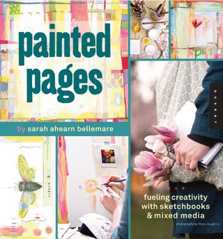 Painted pages how to art journal