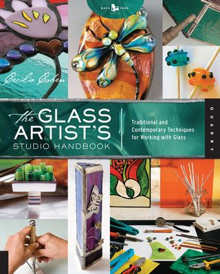 Glass artist's studio handbook how to
