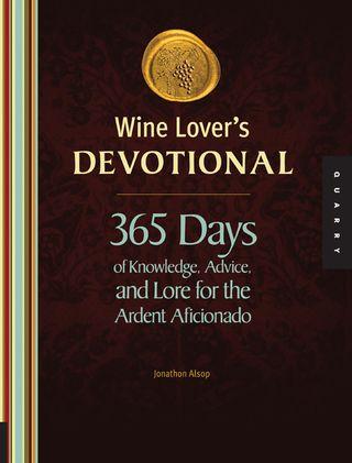 Wine lover's devotional wine fun facts