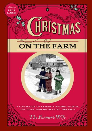 Christmas on the farm recipes crafts