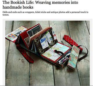Jeannine Stein La times article book making