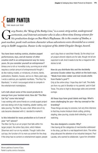 Interview with Gary Panter designer artist