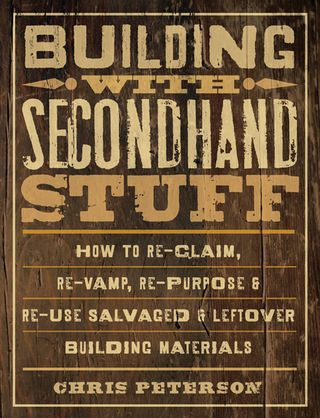 How to build with recycled wood