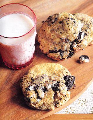 Oreo cookie cookies recipe how to bake