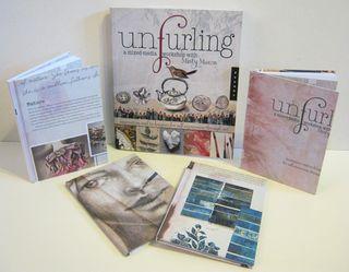 Unfurling makeready journals Craftside