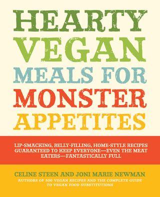 Hearty vegan recipes