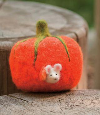 Mouseinpumpkin