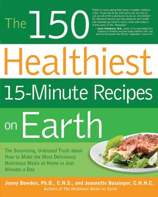 Fast recipes for healthy food