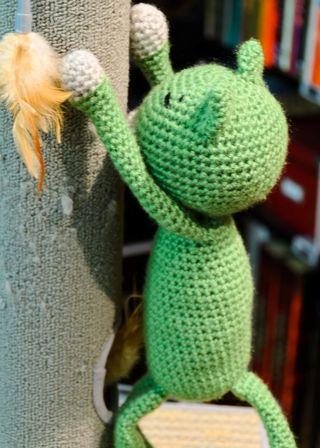 Nip-4714 amineko cat crochet