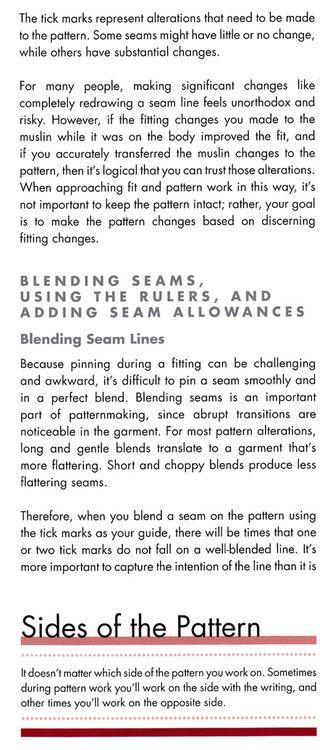 Blending seams using ruler seam allowance