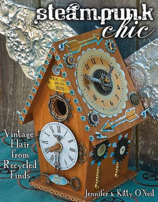 Steampunk chic how to make