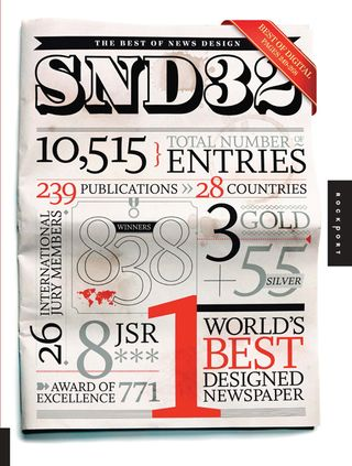 Best of news design 32nd edition