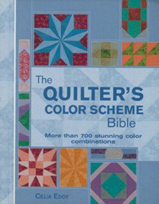 Quilter's color scheme bible pick colors