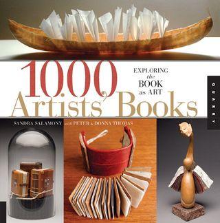 1000 artist' books journals book as art