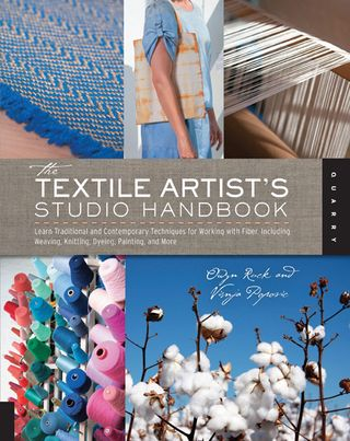 Textile artist's studio handbook
