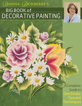 Donna dewberry decorative painting how to