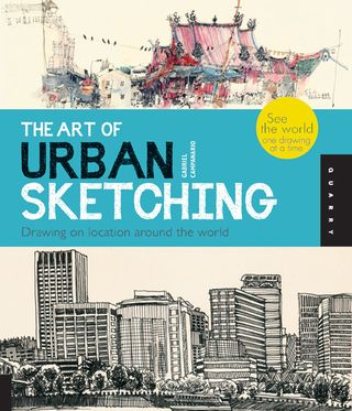The art of urban sketching around world