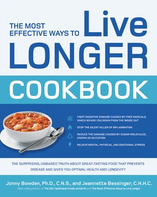 Live longer cookbook recipes bowden