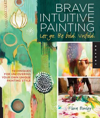 Brave intuitive painting