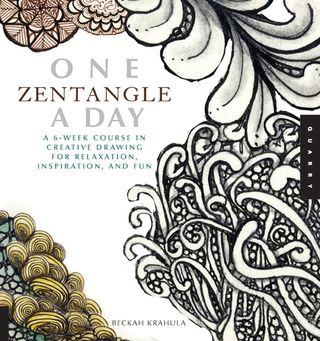 One zentangle a day beckah krahula