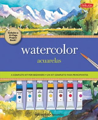 How to water color paint beginner