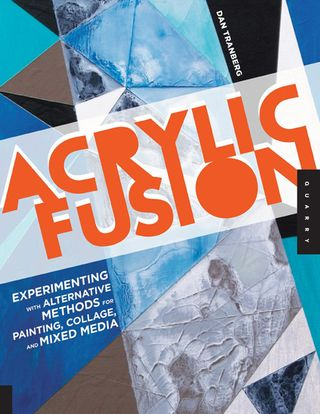 Acrylic fusion how to paint