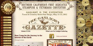 Gaslight gathering 2012