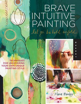 Brave intuitve painting