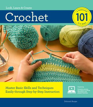 Crochet 101 how to beginner