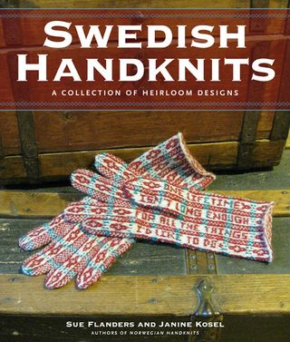 Swedish handknits heirloom designs