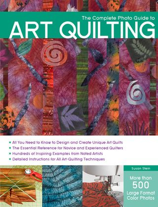 Art quilting techniques how to