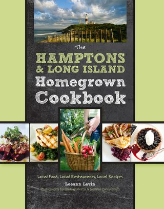 Hamptons homegrown cookbook