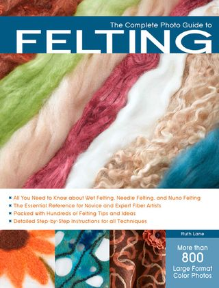 Complete photo guide to felting