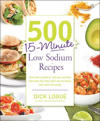500 recipes low sodium quick