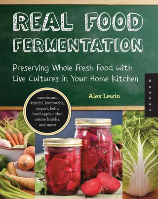 Real food fermentation alex lewin