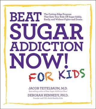 How to beat sugar addiction for kids