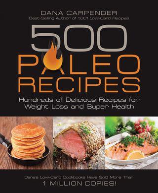 500 paleo recipes dana carpender