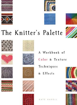 The Knitter's Palette cool knit effects