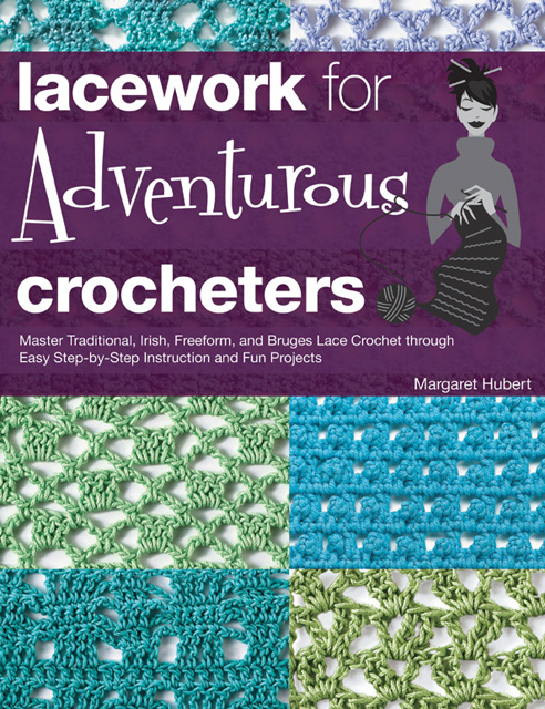 Craftside Crown Lace Pattern From The Book Lacework For